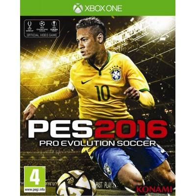 Pro Evolution Soccer 2016 (Xbox One/Series X)