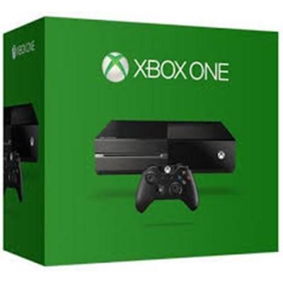 Игровая приставка Microsoft Xbox One 500 ГБ
