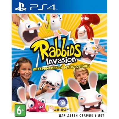 Rabbids Invasion (русская версия) (PS4)