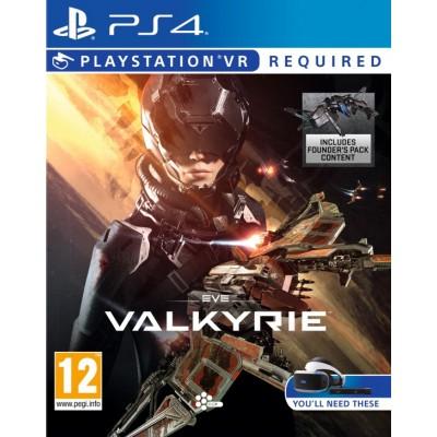 Eve Valkyrie (только для Sony PlayStation VR) (русская версия) (PS4)