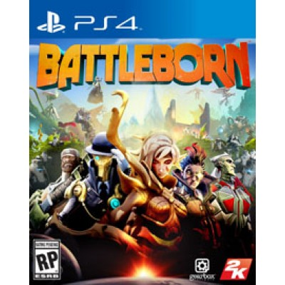 Battleborn (русская версия) (PS4)
