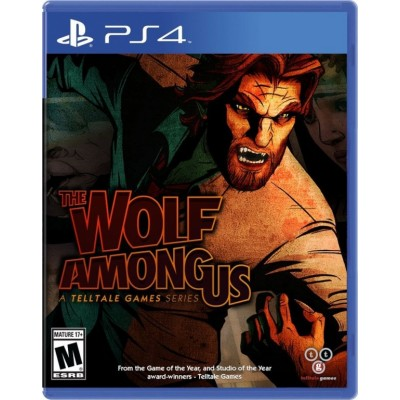 The Wolf Among Us A Telltale Games Series (PS4)
