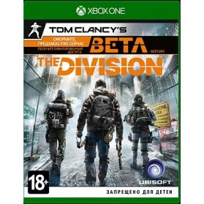 Tom Clancy's The Division (русская версия) (Xbox One/Series X)