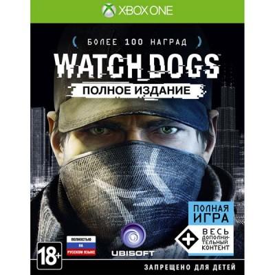 Watch Dogs Полное издание (русская версия) (Xbox One/Series X)