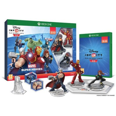 Disney. Infinity 2.0 Стартовый набор (русская версия) (Xbox One)