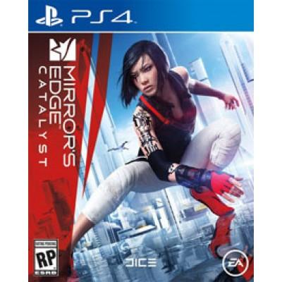 Mirror's Edge: Catalyst (русская версия) (PS4)