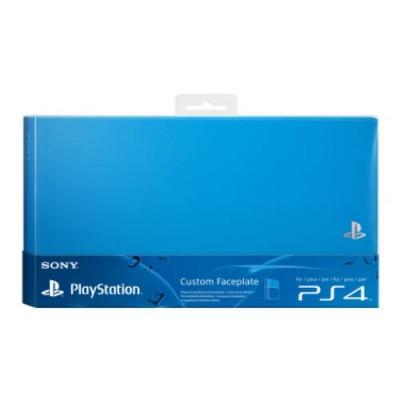 Крышка отсека HDD (Custom Faceplate) синего цвета (PS4)