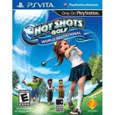 HotShots Golf World Invitational (PS Vita)