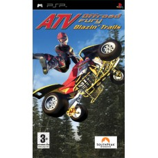 ATV Offroad Fury: Blazin' Trails PSP