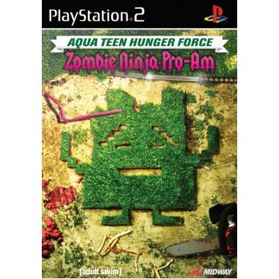 Aqua Teen: Hunger Force Zombie Ninja Pro-Am (PS2)