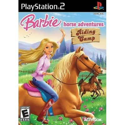 Barbie Horse Adventures: Riding Camp (PS2)