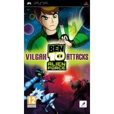 Ben 10: Alien Force Vilgax Attacks PSP