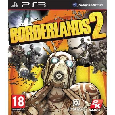 Borderlands 2 (Русская версия) (PS3)