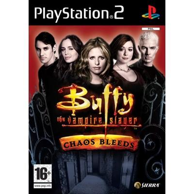 Buffy the Vampire Slayer Chaos Bleeds (PS2)