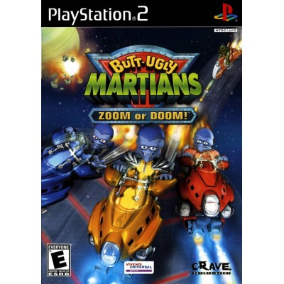 Butt - Ugly Martians: Zoom or Doom (PS2)