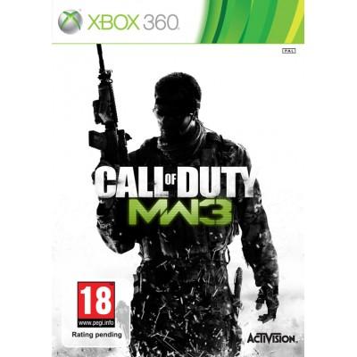 Call of Duty: Modern Warfare 3 (русская версия) (Xbox 360)