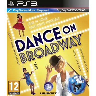 Dance On Broadway (для PlayStation Move) (PS3)