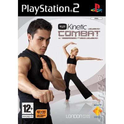 EyeToy: Kinetic Combat (PS2)
