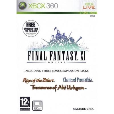Final Fantasy XI Online (Xbox 360)