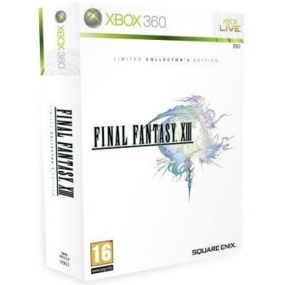 Final Fantasy XIII Collectors Edition (Xbox 360)