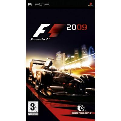 Formula One 2009 PSP