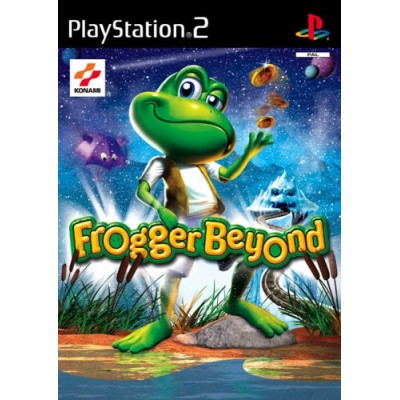 Frogger Beyond (PS2)