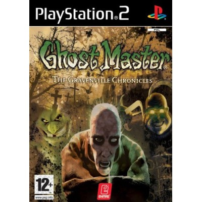 Ghost Master The Gravenville Chronicles (PS2)