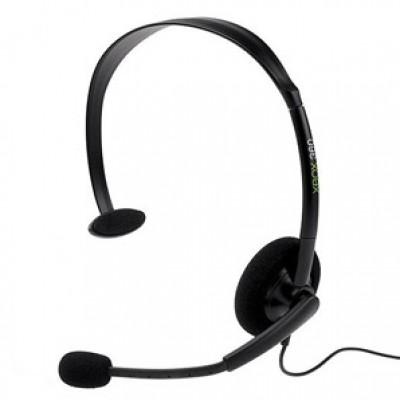 Гарнитура проводная Headset (Xbox 360)