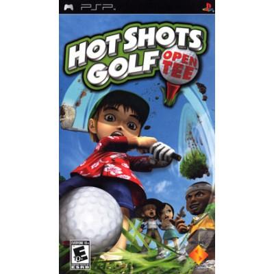 Hot Shoot Golf Open Tee (PSP)