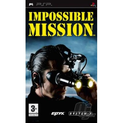 Impossible Mission (PSP)