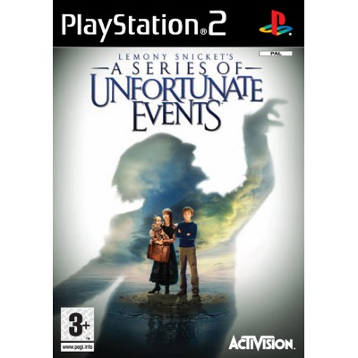Lemony Snicket: A Series of Unfortunate Events (PS2)