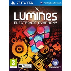 Lumines: Electronic Symphony (PS Vita)