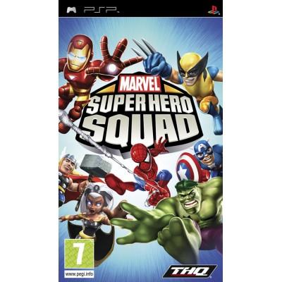 Marvel Super Hero Squad PSP