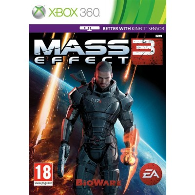 Mass Effect 3 (русские субтитры) (Xbox 360)