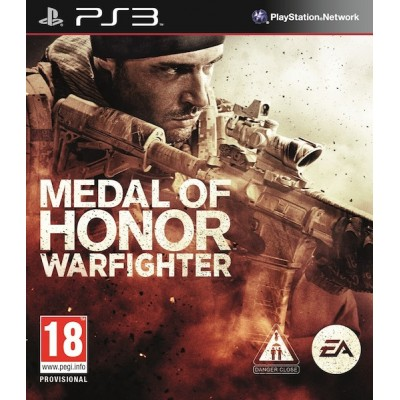 Medal of Honor Warfighter (Русская версия) (PS3)