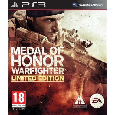 Medal of Honor Warfighter. Limited Edition (PS3)