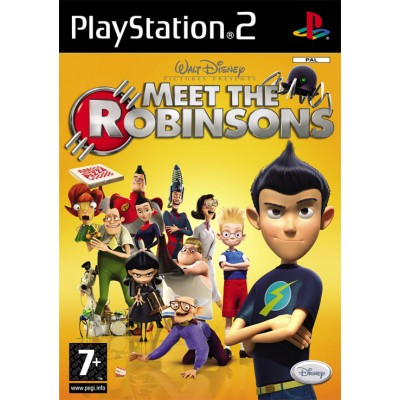 Meet the Robinsons (В гости к Робинсонам) (PS2)