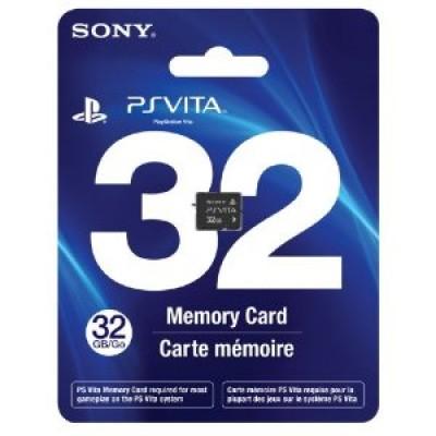 Карта памяти Sony PS Vita Memory Card 32GB (PS Vita)