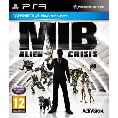 Men In Black: Alien Crisis (с поддержкой PlayStation Move) (PS3)