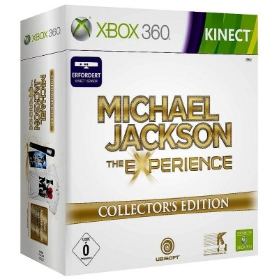 Michael Jackson The Experience Collector's Edition (для Kinect) (Xbox 360)