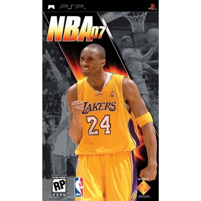 NBA 07 PSP