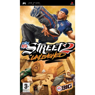 NFL Street 2: Unleashed PSP