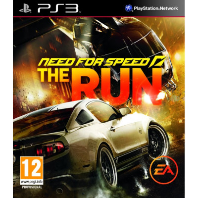 Need for Speed The Run (русская версия) (PS3)