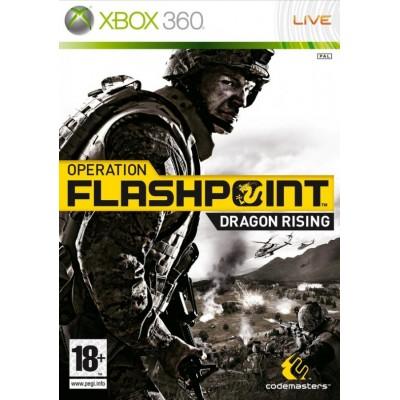 Operation Flashpoint Dragon Rising (Xbox 360)