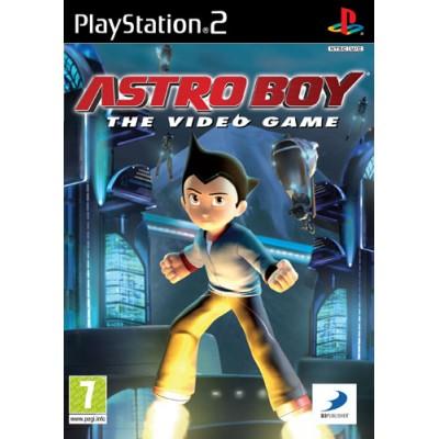 Astro Boy: The Videogame (PS2)