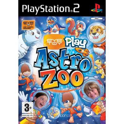 EyeToy: Play Astro Zoo (PS2)