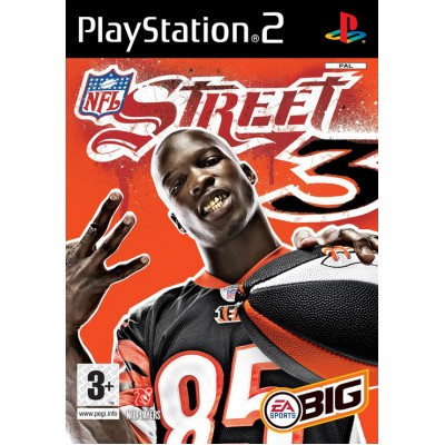 NFL Street 3 (PS2)