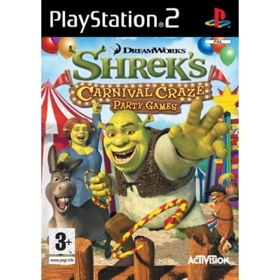 Shrek's Carnival Craze (PS2)