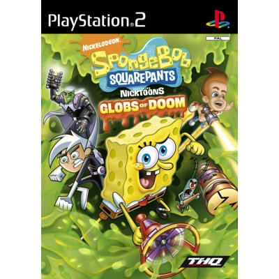 SpongeBob SquarePants featuring Nicktoons: Globs of Doom (PS2)