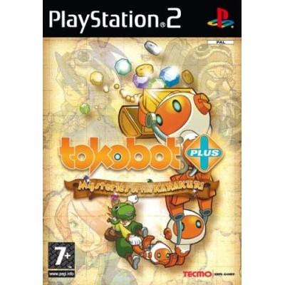 Tokobot Plus: Mysteries of the Karakuri (PS2)